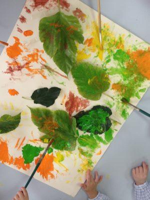 Talleres pintura creativa